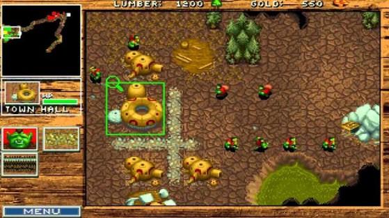 Image de WarCraft  : Orcs and Humans - Warcraft 3