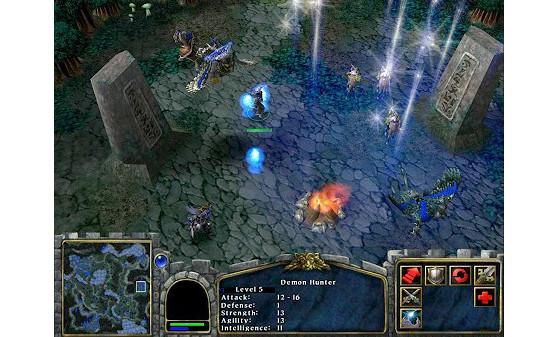 ... avec ce que l'on connaît aujourd'hui ! - Warcraft 3