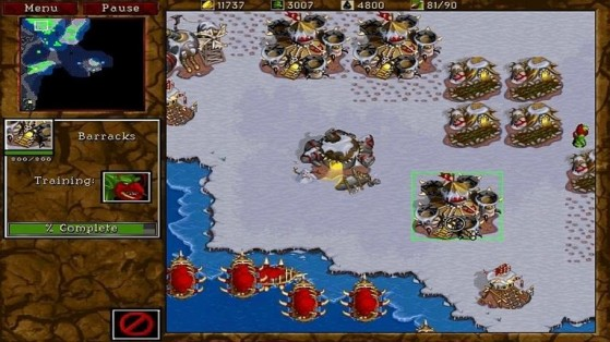 Image de WarCraft II : Tides of Darkness - Warcraft 3