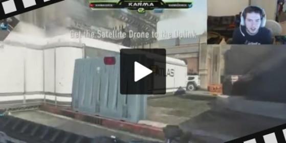 OpTic Nation Vs eLevate - 2v2 Uplink