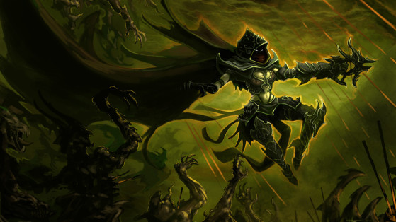D3 : Build Chasseur de démons désacralisé, Demon Hunter Unhallowed Essence