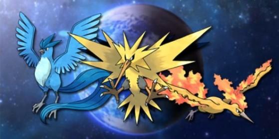 Origines du monde et de l'univers Pokémon