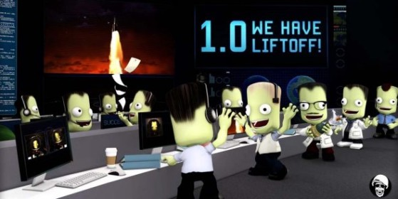 Kerbal Space Program 1.0 est disponible