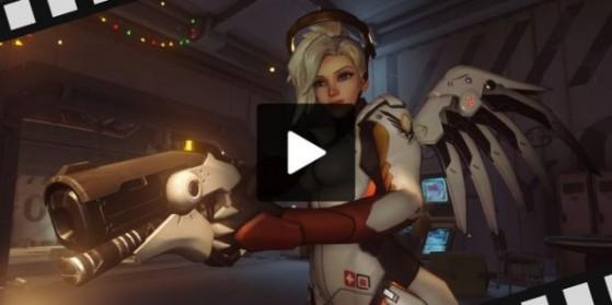 Ange / Mercy : 12 minutes de gameplay