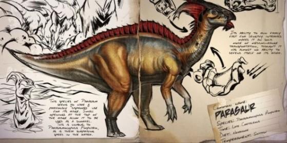 ARK : Parasaur