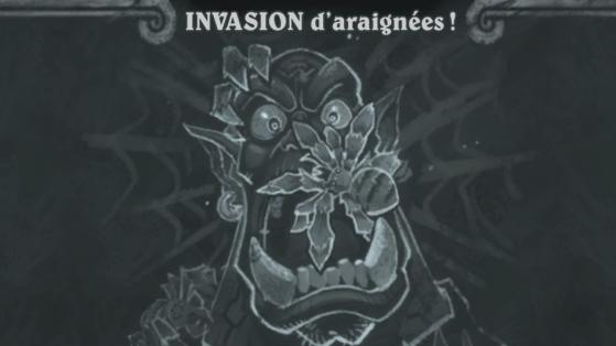 Hearthstone, Bras de fer : Invasion d'araignées !