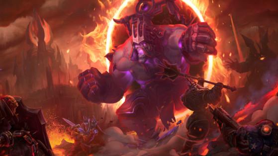 HotS Map - Sanctuaires infernaux