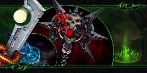 Legion : Armes artefact, prodigieuses WoW