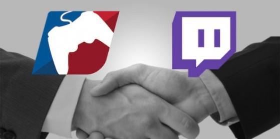 CoD, un partenariat entre MLG et Twitch ?