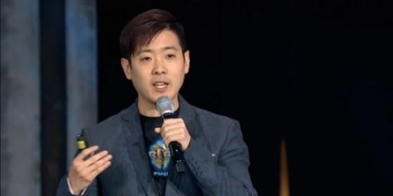 David Kim fait le point sur LotV et HotS - Millenium