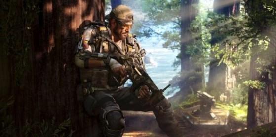 Black Ops 3 : Nomad, Spécialiste 6