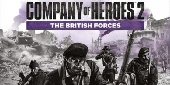 Sortie de CoH 2: The British Forces