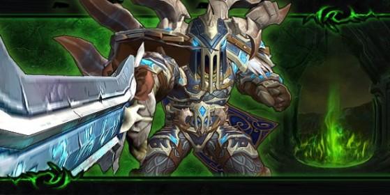Legion : Chevalier de la Mort à la 7.1.5