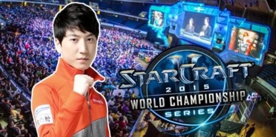 WCS SC2 Global Finals 2015 : INnoVation