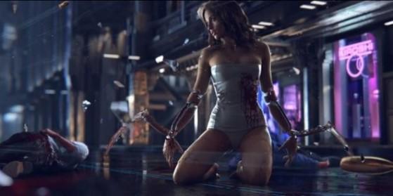 CD Projekt parle de Cyberpunk 2077