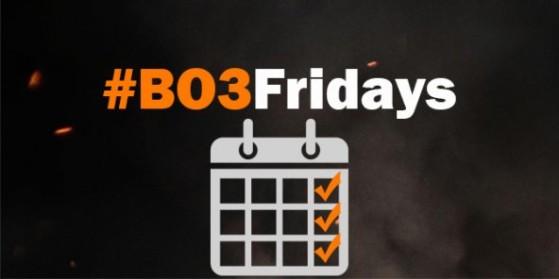 BO3 : Treyarch annonce les #BO3Fridays