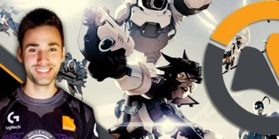 Overwatch : Strenx rejoint Millenium