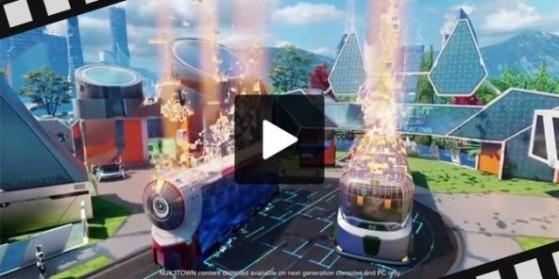 Black Ops 3 : Trailer gameplay Nuk3town