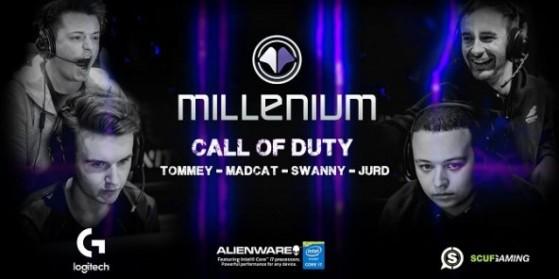 Black Ops 3 : Roster Millenium