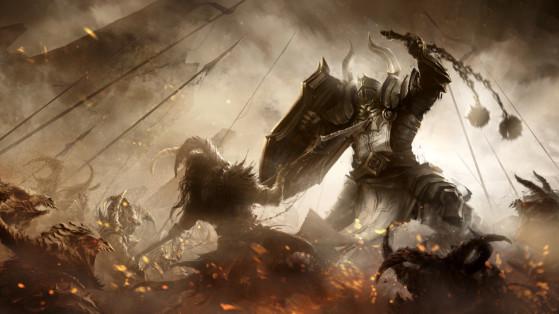 Diablo 3 : Build Croisé épines de l'invocateur