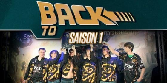 Back to... saison 1 LoL