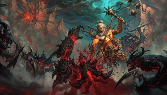 Diablo 3 : Build Barbare Puissance de la terre