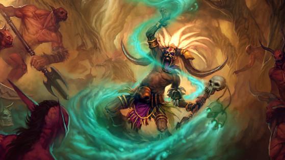 Diablo 3 : Build Féticheur Arachyr Chauves-souris, set, guide