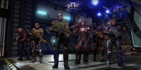 XCOM 2 : Équipement