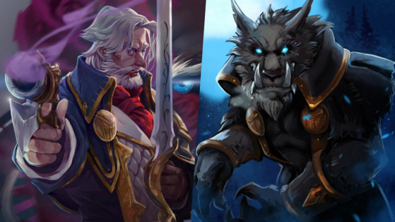 Heroes of the Storm : Guide Grisetête, Build auto-attaques