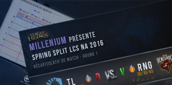 LCS NA Spring S6, Renegades vs TSM