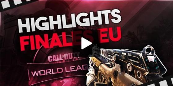 CWL Europe : Highlights finales
