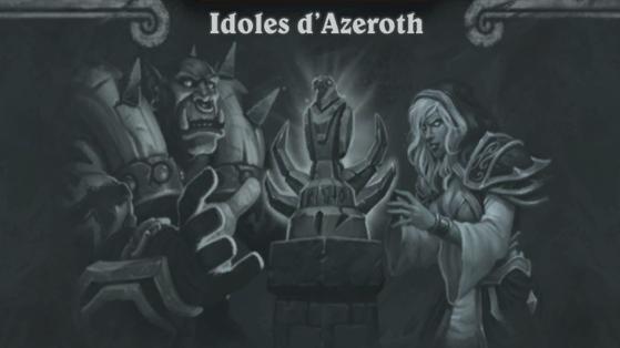 Hearthstone: Bras de fer, Idoles d'Azeroth