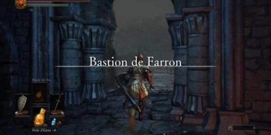 Dark Souls 3 : Bastion de Farron