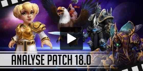 Vidéo HotS - Analyse patch 18.0
