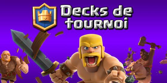 Meilleurs decks de tournoi