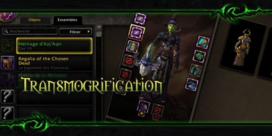 Legion : Garde-Robe