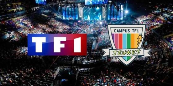 eSport : TF1 prend ses marques