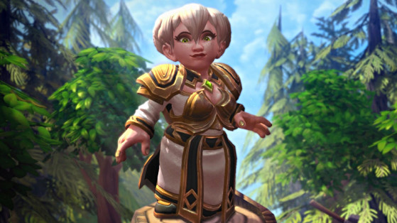 Heroes of the Storm : Guide Chromie, Build sable