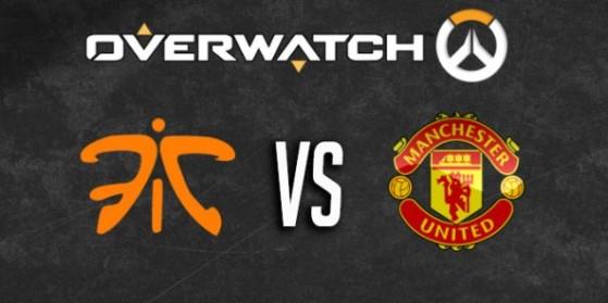 Overwatch, Manchester united s'investit