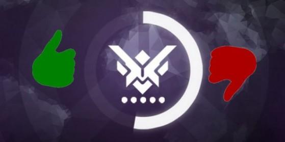 Overwatch, les inégalités du compétitif