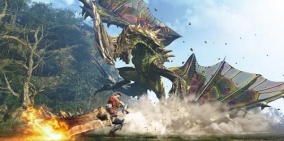 Test de Monster Hunter Generations 3DS