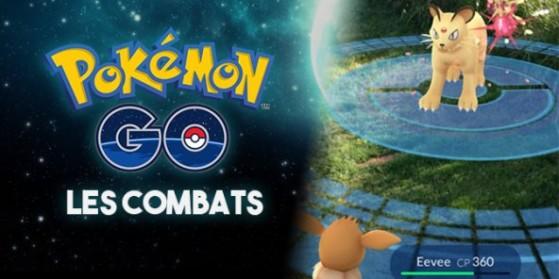Le système de combat de Pokémon GO