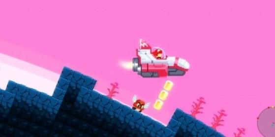 No Mario's Sky : un croisement improbable