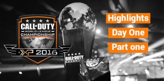 Highlights day one COD Champs (1/2)