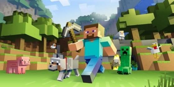Minecraft bientôt disponible sur Apple TV