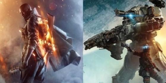Battlefield 1 et Titanfall 2 en bundle
