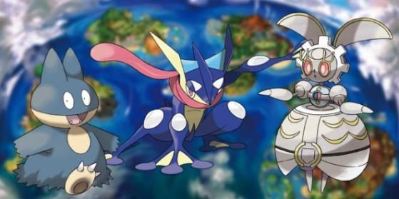 Promotions Pokémon Soleil et Lune !