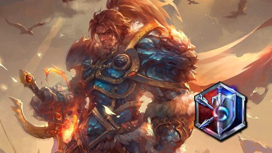 Heroes of the Storm : Guide Varian, Build bruiser