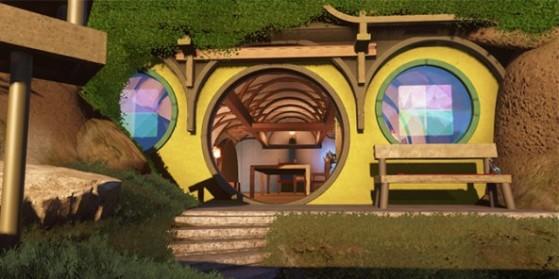 Forge, une map dans la maison du Hobbit