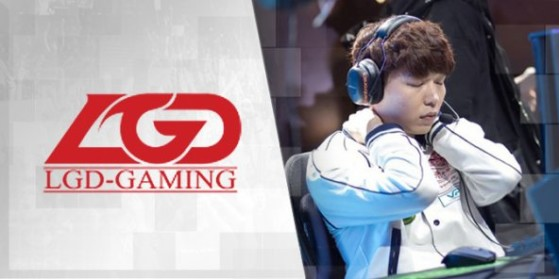 MaRin quitte LGD-Gaming